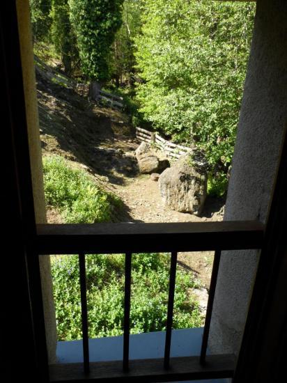 vue de la fenêtre mezzanine