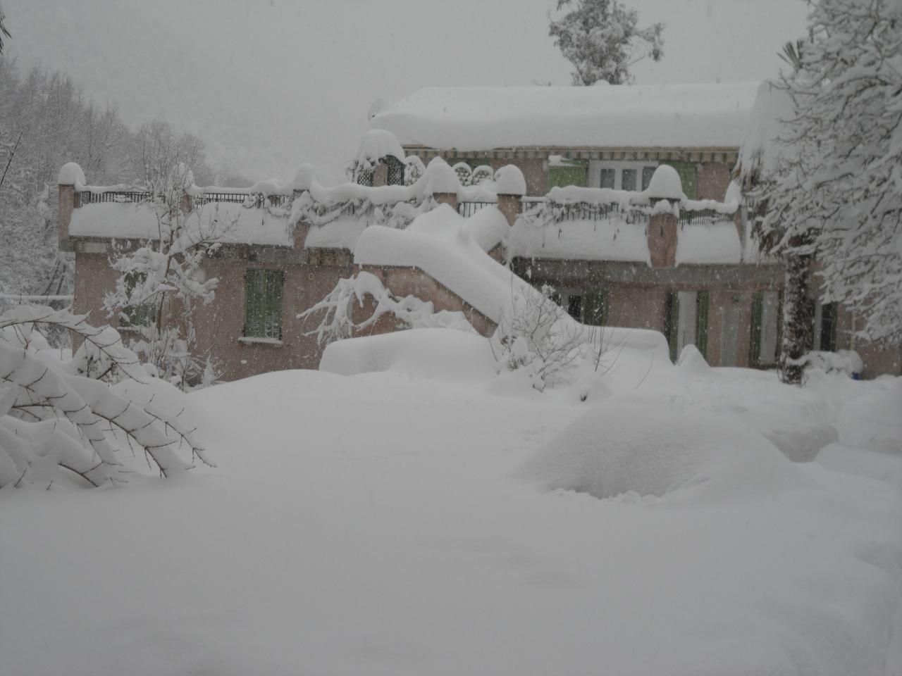 U Vecchju Mulinu sous la neige (2012)