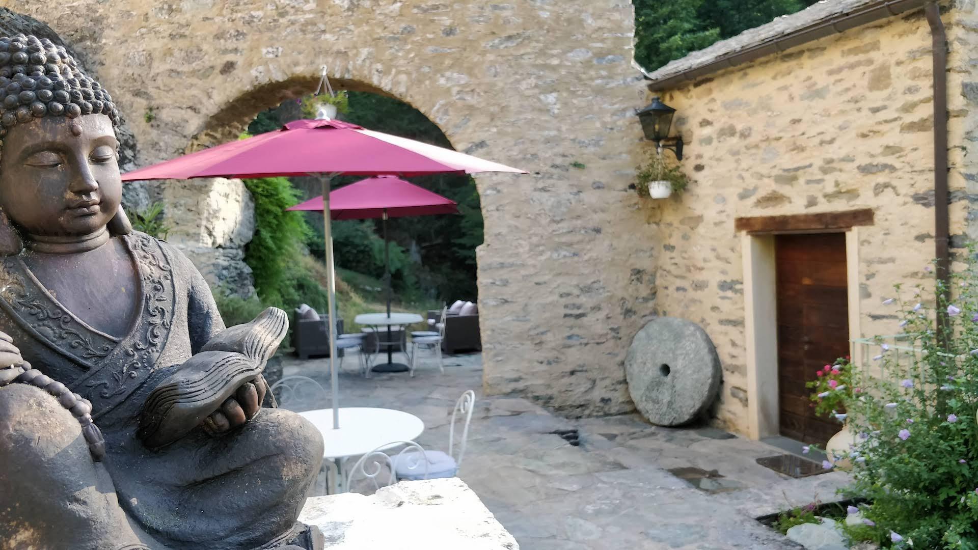 Gite U Vecchju Mulinu en haute Corse
