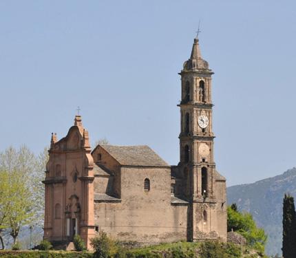 Eglise d'Ortiporiu