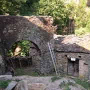 Gîte U Vecchju Mulinu avant la rénovation