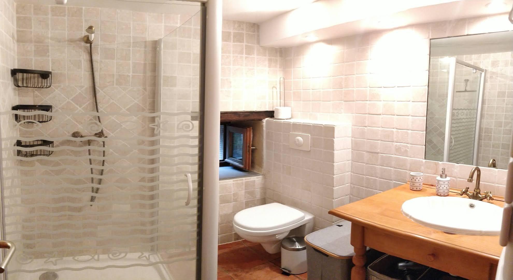 Salle d eau/wc